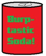 Burptastic Soda