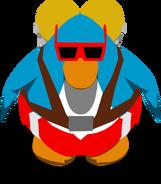 Jet Pack Surfer in-game