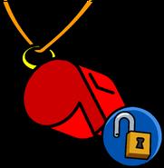 Whistle unlockable icon