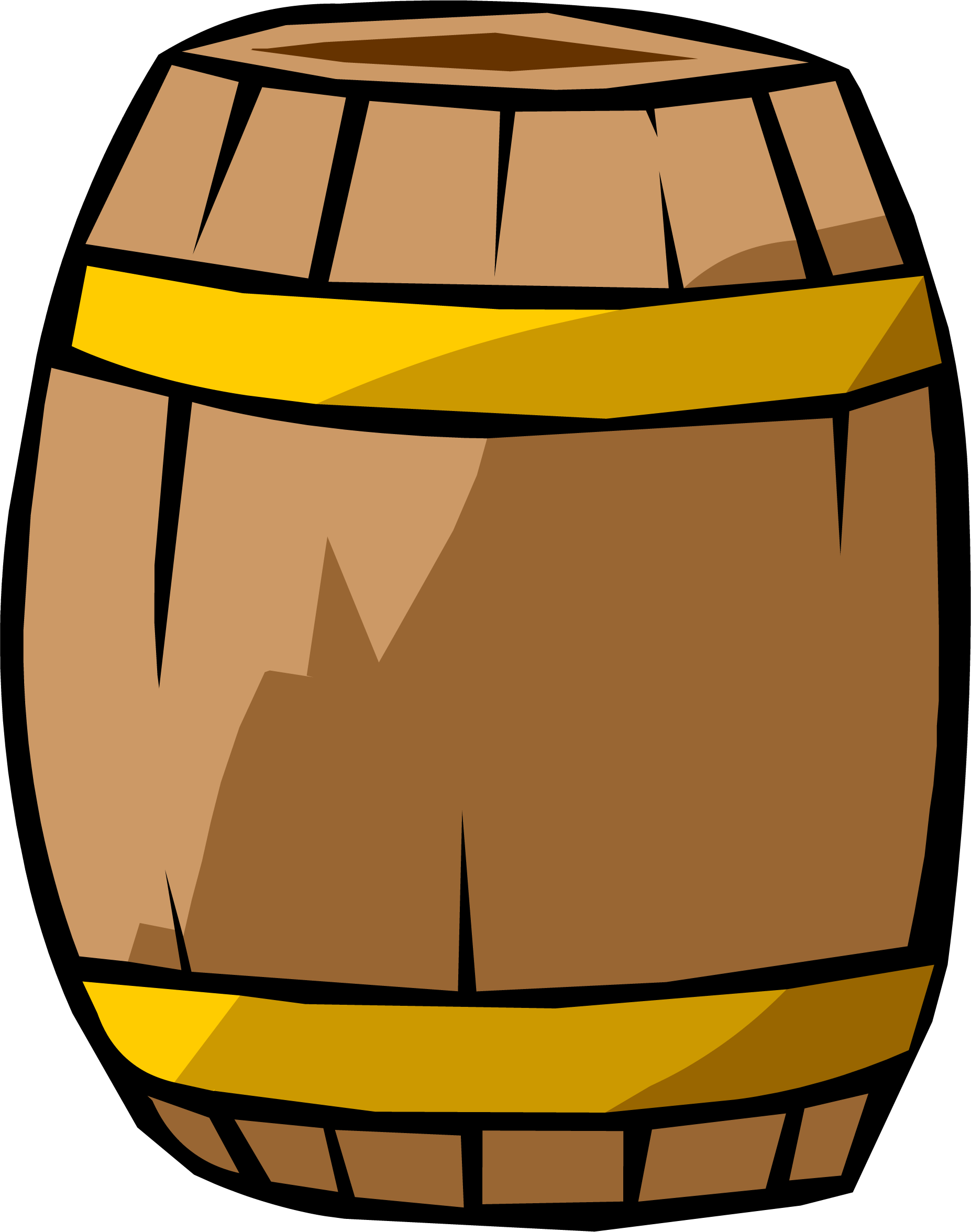 Barrel (furniture)