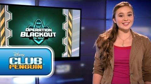 Game On Save The Island! Operation Blackout Official Club Penguin