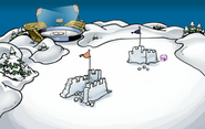 Puffle discovery Snow Forts