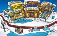 Sensei's Water Scavenger Hunt Plaza