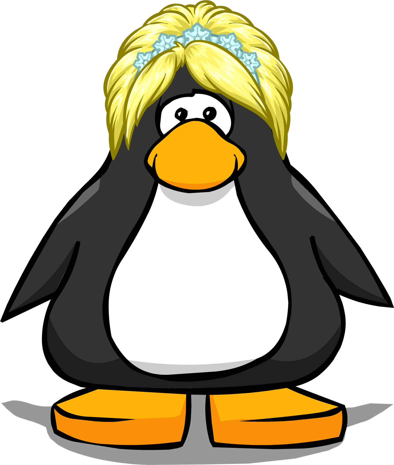 Snow Fairy Hair