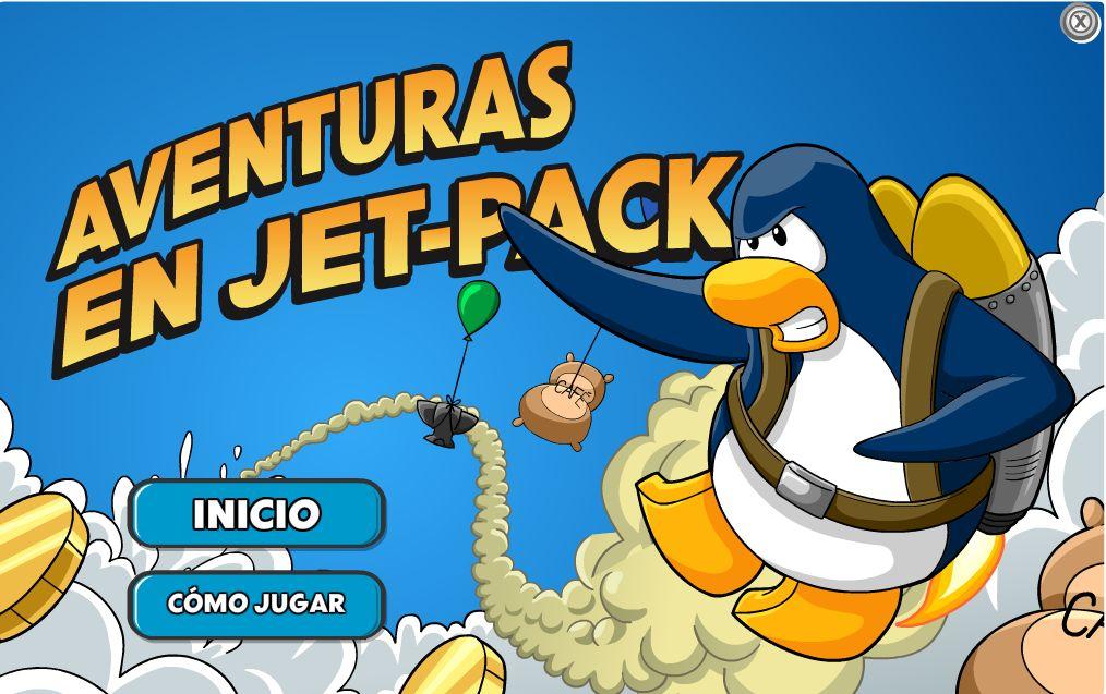 Aventuras en Jet-Pack