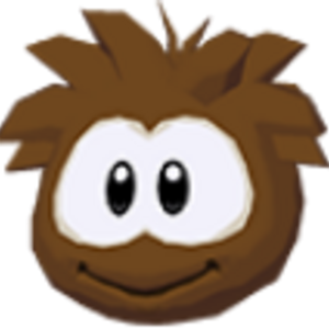Brown puffle 3d icon.png