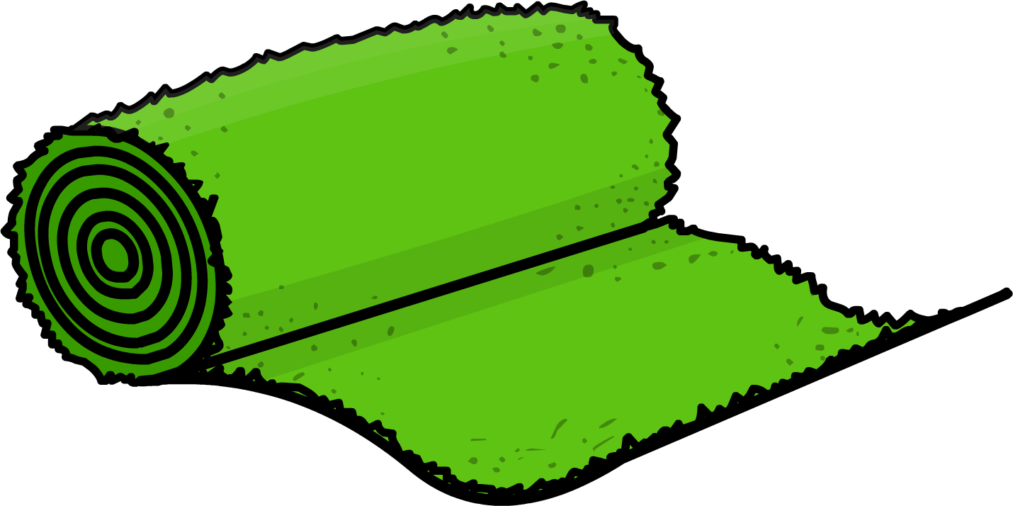 Alfombra Verde Lima