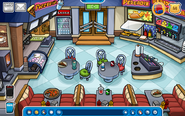 Pizzeria Skate fiesta