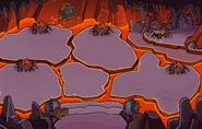 Prehistoric Party 2014 Volcano left