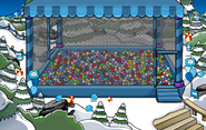 Puffle Party 2009 Forest