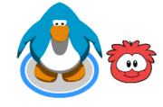 Red puffle when handeled.png