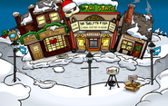 Christmas Party 2007 Plaza