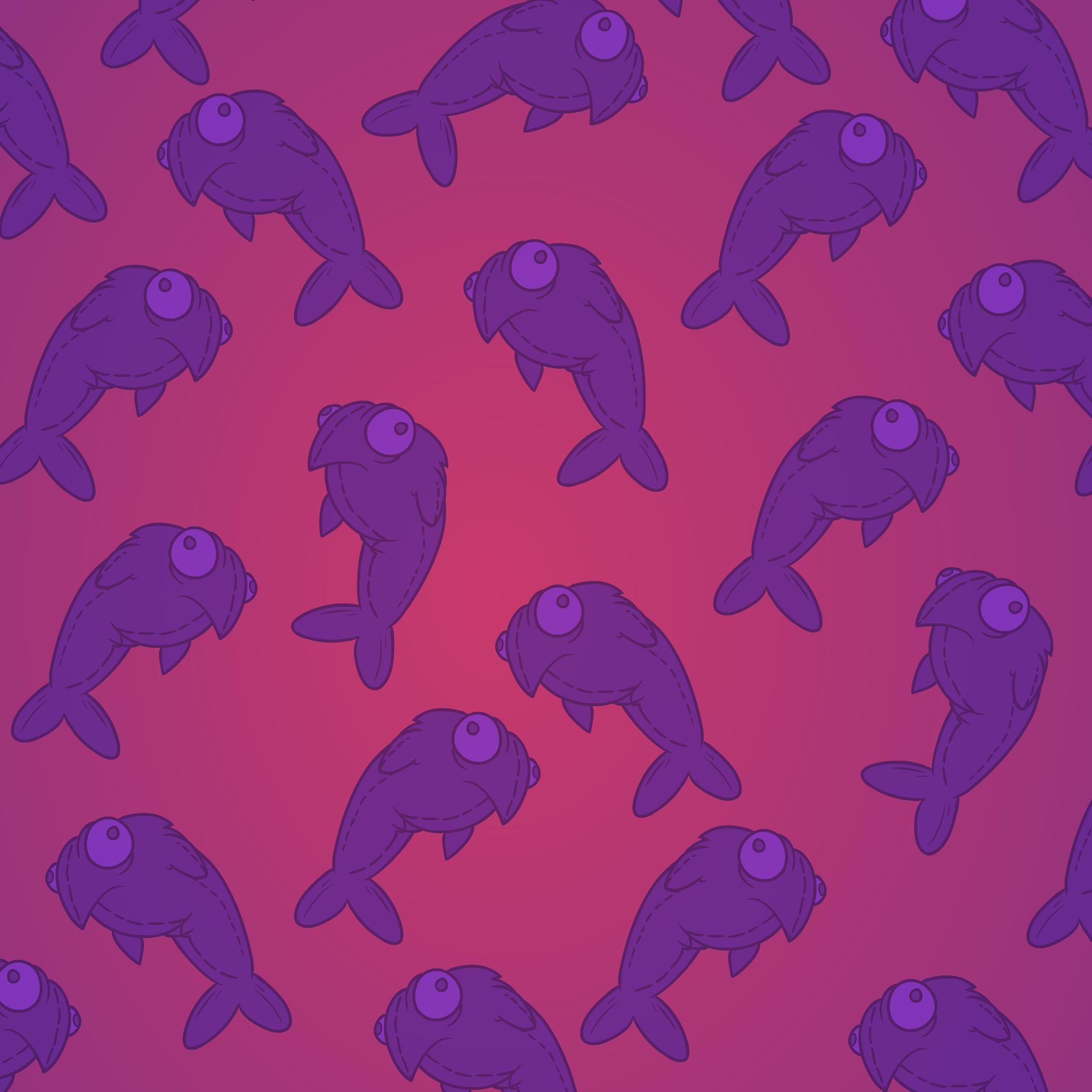 Fluffy Stuffie Background