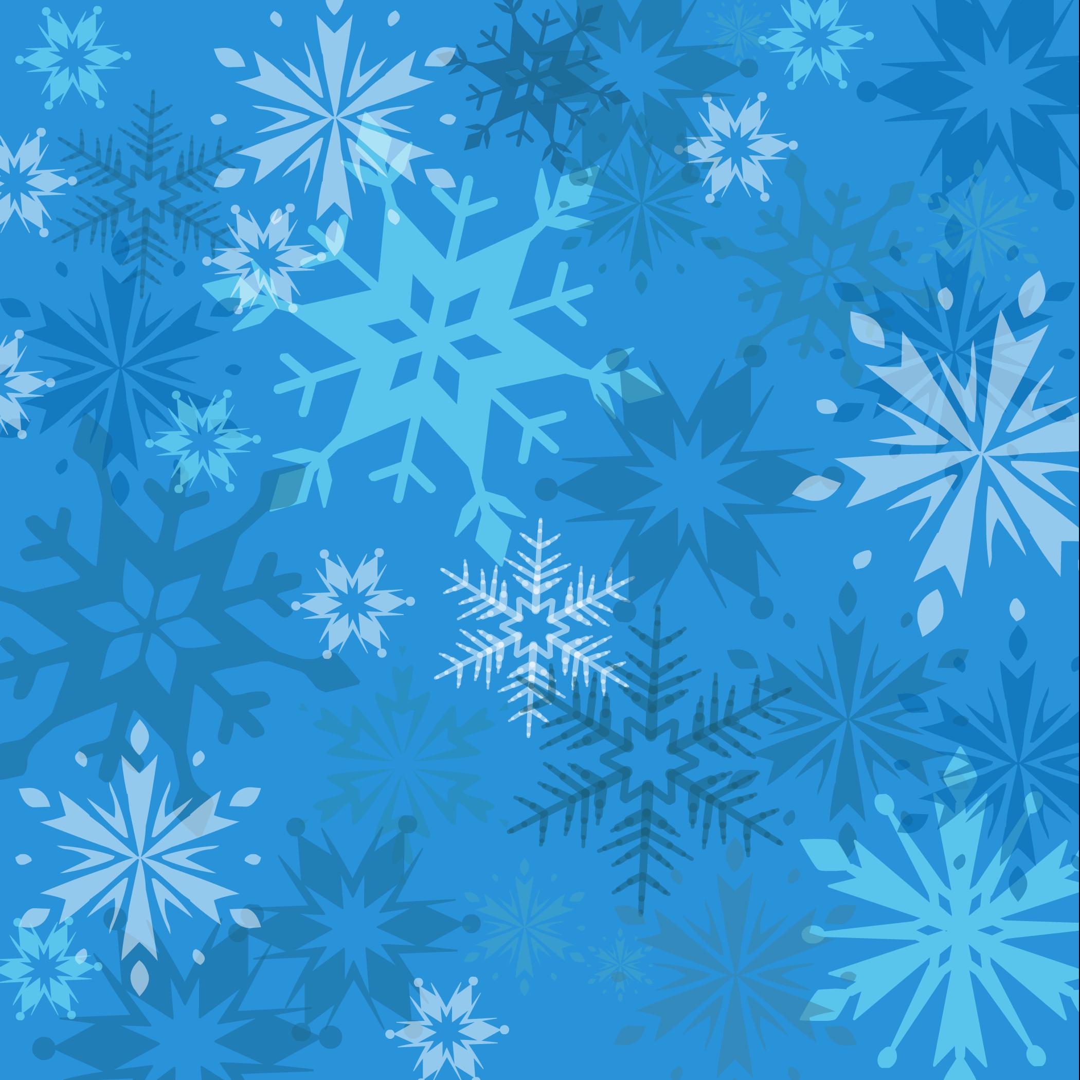 Fondo de Copos de Nieve (ID 9274)