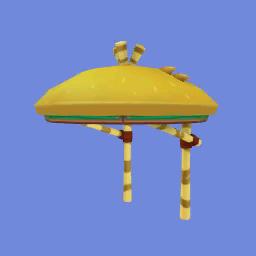 Hut Roof (CPI)