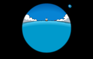 Rockhopper returning with red beacon