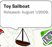 Sailboatstamp