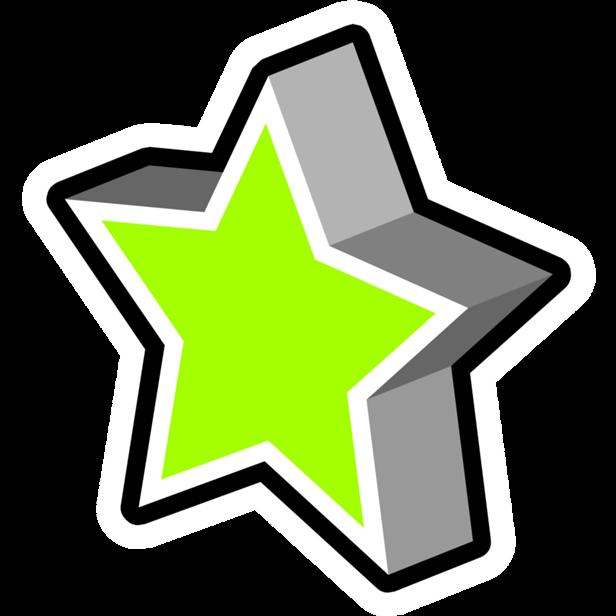 Pin de Megaestrella