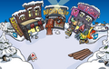 Medieval Party 2009 construction Town
