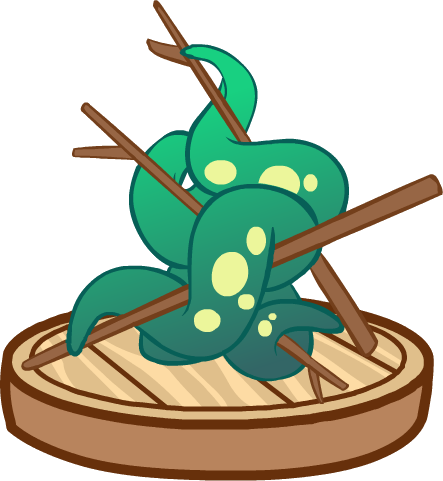 Palitos de Calamar