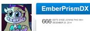 666 edits