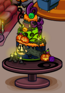 6th anniversary cake
