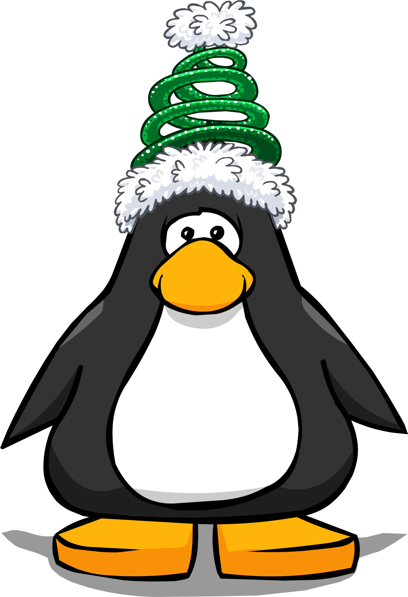Holiday Spring Hat