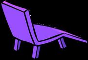 Purple Plastic Lawn Chair sprite 004
