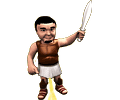 Swordsman r 120x100