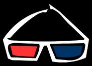 3D Glasses Old