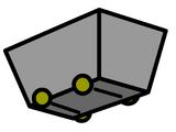 Cart pin
