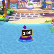 Tilt-O-Tube Countdown Buoy
