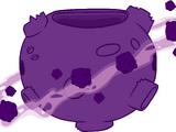 Asteroid Costume