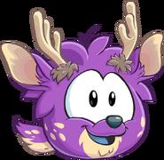 25. Ciervo Violeta