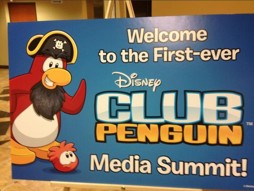 Club Penguin Summit