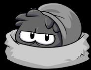 Black PuffleSleep