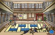 Card-Jitsu Party 2013 construction Dojo