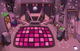 Night Club rave Pink