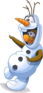 Olaf Costume2