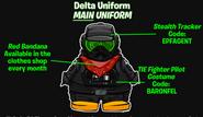 RPF's Main uniform