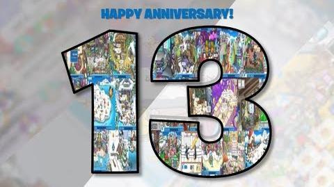 ♪ Club Penguin Music Video - Happy 13th Anniversary! (2018) ♪