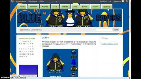 NEW CP ARMY! Blue Ravens