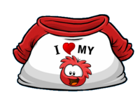 I Heart My Red Puffle T-Shirt Icon.png