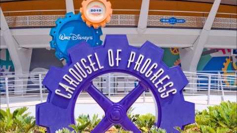 Carousel of Progress - There's a Great Big Beautiful Tomorrow - Sherman Brothers Version