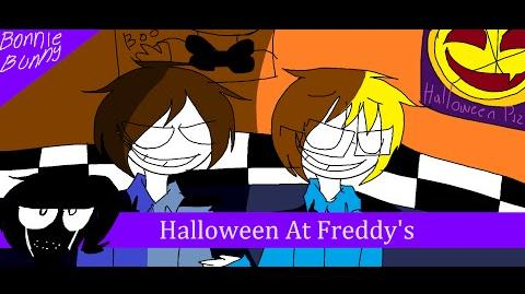 Halloween at Freddy's Song by TryHardNinja Animation