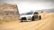 Mitsubishi Lancer Evolution X - Trailblazer - X-Games Asia
