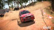 Dirt4 Evo6 Australia 4