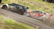 DirtRally DS3 FiestaRX Holjes 2