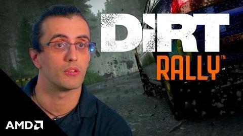 Under the Hood DiRT Rally™ and AMD Radeon™ Graphics