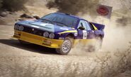 DirtRally Lancia037 Greece 1